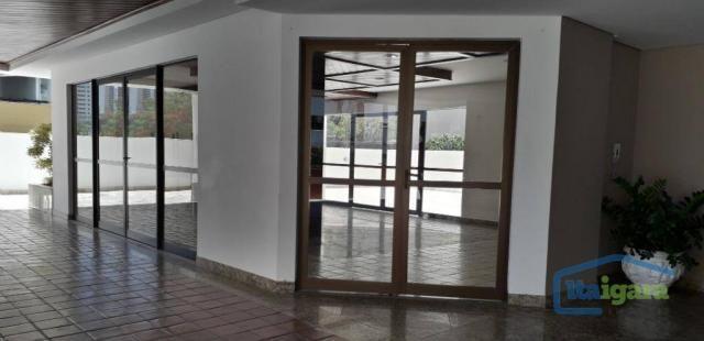 Apartamento com 3 dormitórios à venda, 119 m² por r$ 450.000,00 - pituba - salvador/ba - Foto 15