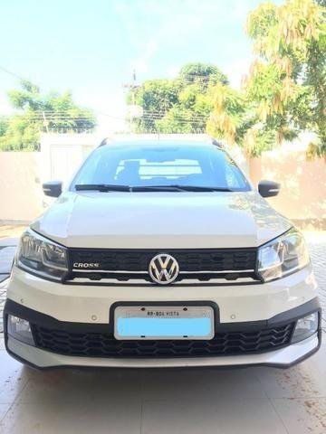 VW Saveiro Cross 2017/2018, Cabine Dupla
