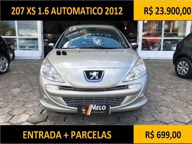 207 XS 1.6 Automático 2012