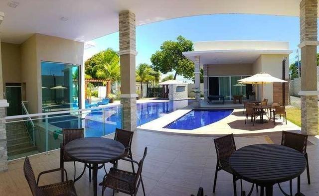 Casa no Cond. Carmel Bosque na Sapiranga - 186m² - 3 Suítes - 3 Vagas (CA0163) - Foto 3