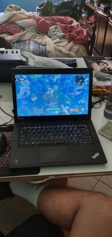 Notebook Lenovo t440 i5 vPro 8 gigas de RAM e 500gigas de HD