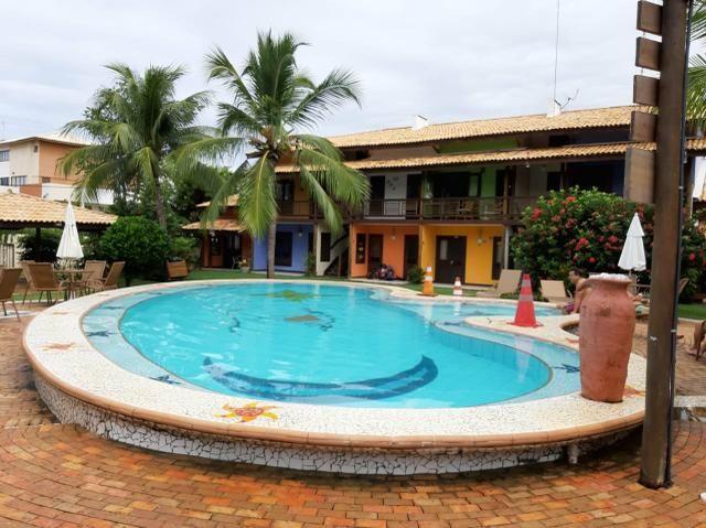 Duplex Guarajuba, com água, gás , e serviços de camareira incluso no condomínio. muito boa - Foto 19