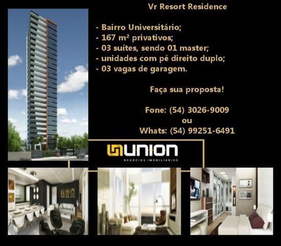 Oferta Imóveis Union! Apartamento com 167 m² no bairro Universitário, próximo ao centro!