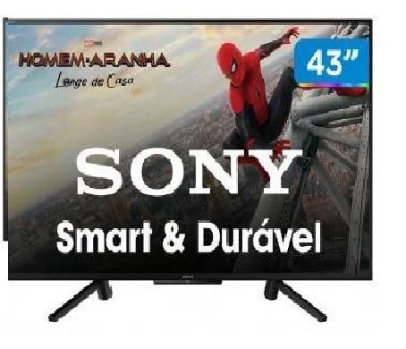 Smart Tv Led 43 Sony em 10x R$ 149,90 Sem Juros
