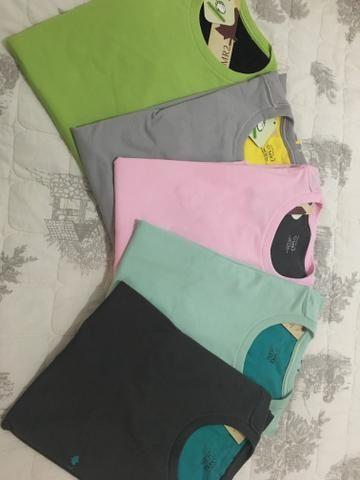 Blusas MR2 varias cores ! - Foto 4