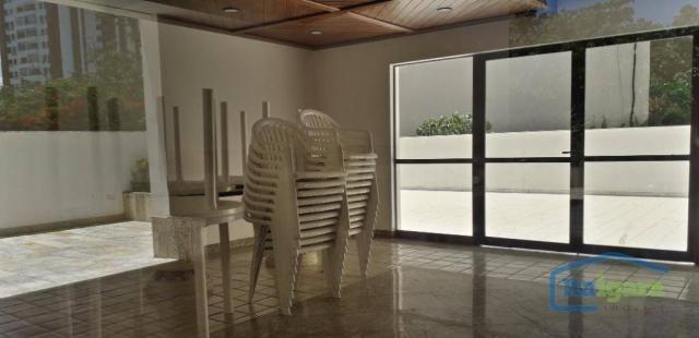 Apartamento com 3 dormitórios à venda, 119 m² por r$ 450.000,00 - pituba - salvador/ba - Foto 17