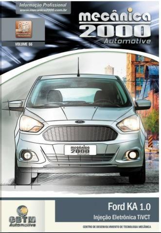 Esquemas diagramas eletricos Manuais Automotivo em pdf - Foto 2