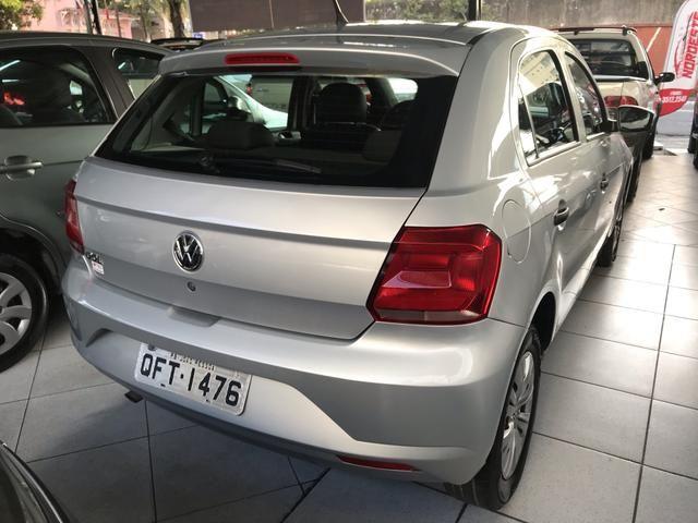 VW Gol G7 TL 1.0 MSI 2017 Completo - Foto 4