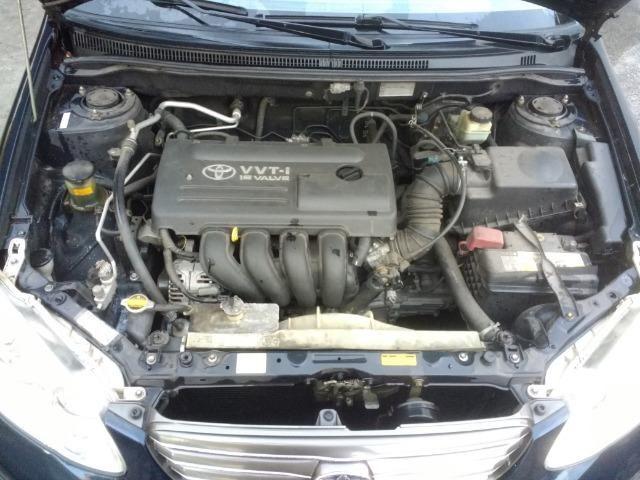 Corolla Xei 16v / 1.8 Mecânico 2004/04 - Toyota - Foto 5