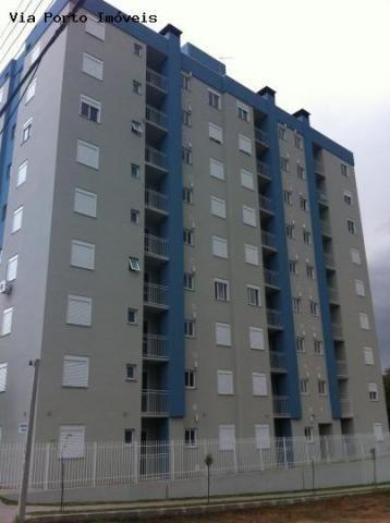 Apartamento para venda em novo hamburgo, vila nova, 2 dormitórios, 1 banheiro, 1 vaga