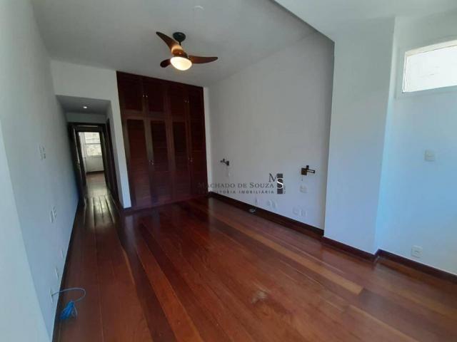 Apartamento com 3 dormitórios para alugar, 130 m² por R$ 3.700/mês - Laranjeiras - Rio de  - Foto 9