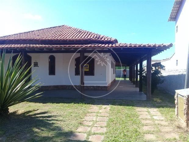 Casa à venda com 3 dormitórios em Caminho de búzios, Cabo frio cod:869367 - Foto 17