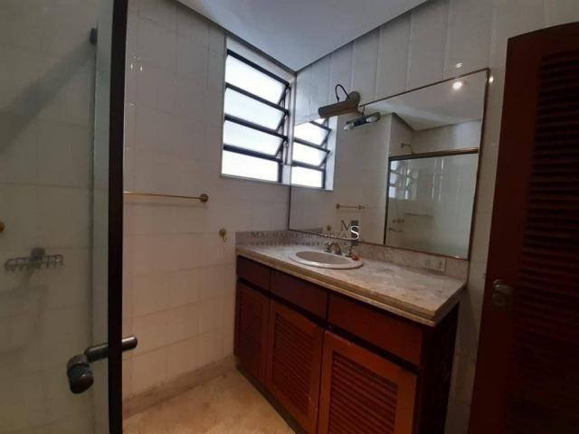 Apartamento com 3 dormitórios para alugar, 130 m² por R$ 3.700/mês - Laranjeiras - Rio de  - Foto 11