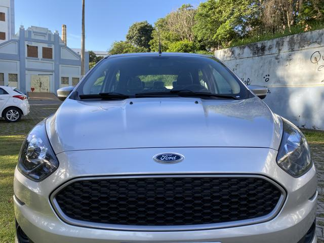 Ford KA 1.5 SE 2019 TOP- 9 KM- Unico Dono- Original Extra Revisões - Foto 7