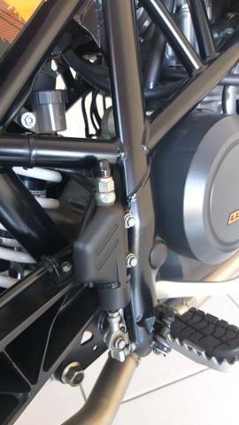 Relíquia moto ktm 690= a 0km - Foto 13