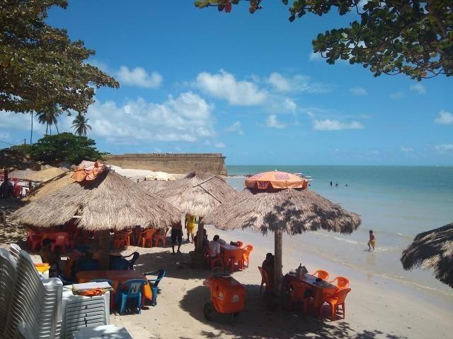 Apto em Itamaracá Vista mar locday - Foto 16