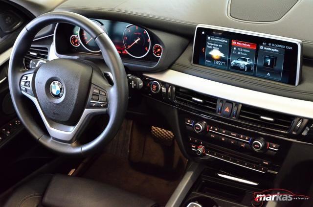 BMW X5 bmw x5 3.0 xdrive30d 258hp teto 4x4 unico dono 19 mil km 4P - Foto 19