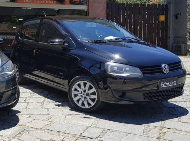 VW / Fox Trend 1.0 8v Total Flex / 4 portas / Completo - Pouco rodado Petrópolis/RJ - Foto 4