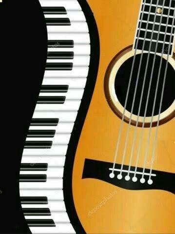 Aulas de teclado e violão a domicílio