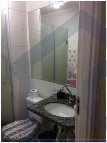 Apartamento à venda com 2 dormitórios em Planalto, São bernardo do campo cod:3904 - Foto 11