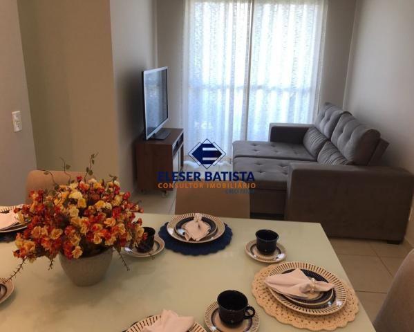 Apartamento à venda com 3 dormitórios em Cond. buganville, Serra cod:AP00053