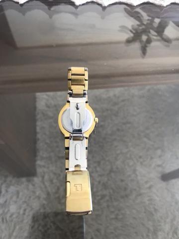 53fb534d6b8 Relógio TISSOT feminino - Bijouterias