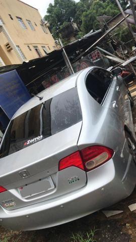 ''Carro 8 Mil Abaixo da Tabela Fip, Honda Civic Lxl 1.8 Manual 2010/2011. Completo'' - Foto 5