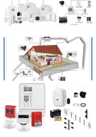 Venda,Instalação e manutenção de equipamentos de segurança eletrônica - Foto 5