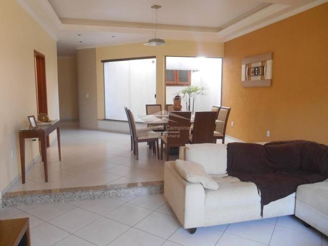 Casa à venda com 3 dormitórios em Jardim panorama, Valinhos cod:CA007110 - Foto 2