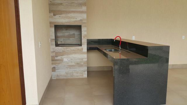 Casa nova 3quartos 3suites piscina churrasqueira rua 06 Vicente Pires condomínio - Foto 6