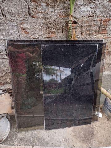 3 vidros fumê de janela - Foto 2