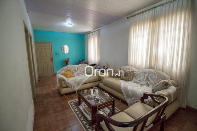 Casa à venda, 190 m² por R$ 480.000,00 - Setor Campinas - Goiânia/GO