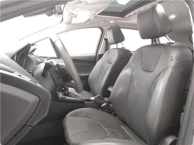 Ford Focus 2.0 titanium 16v flex 4p powershift - Foto 9