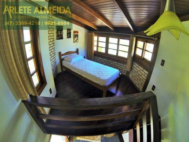 Casa para alugar com 2 dormitórios em Araca, Porto belo cod:213 - Foto 14
