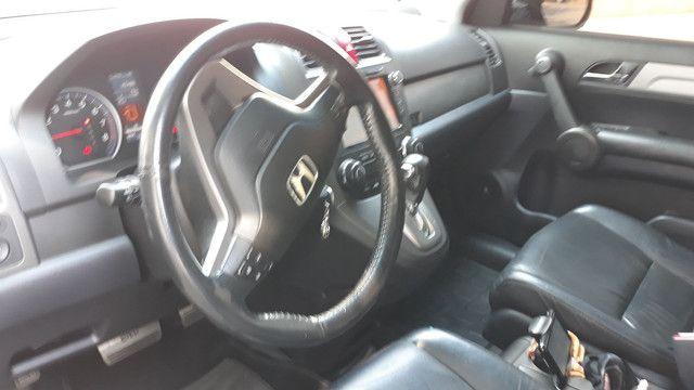 Crv honda 4/4. Revisado na Honda. carro super novo - Foto 3