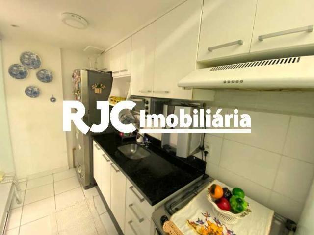 Apartamento à venda com 3 dormitórios em Tijuca, Rio de janeiro cod:MBAP33099 - Foto 15