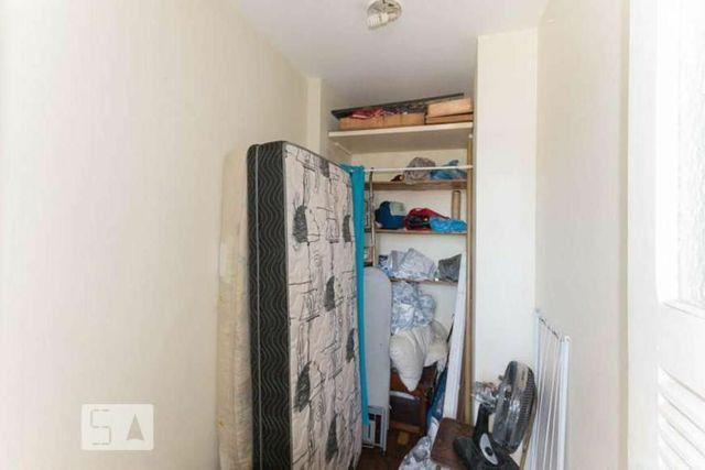 Metrô na porta - Lindo ap 2 quartos (reversível p/ 3),dependência c/ banheiro, reformado - Foto 13