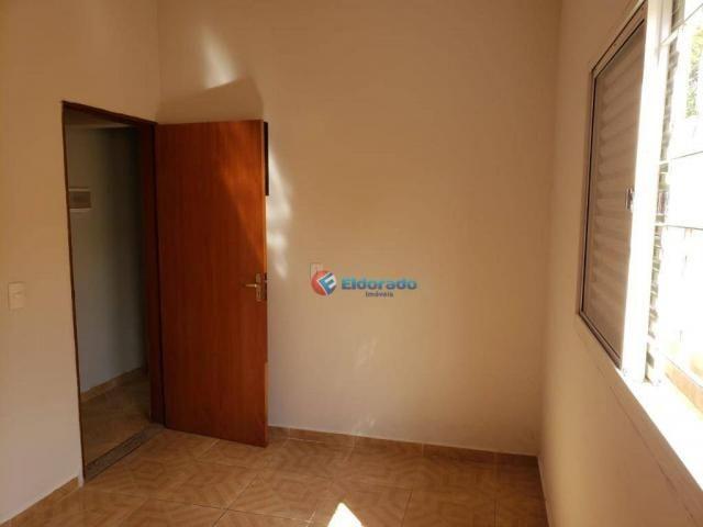 Casa com 2 dormitórios para alugar, 90 m² por R$ 1.200/mês - Parque Gabriel - Hortolândia/ - Foto 6