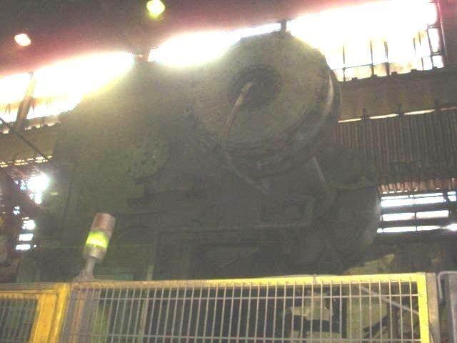 Prensa Exc Freio Fricção tipo H Krupp 800 Tf - Foto 3