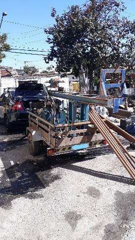 Perfuratriz de poço semi-artesiano ( MAQUINA DE FAZER POÇO ATE 70 METROS ) - Foto 4