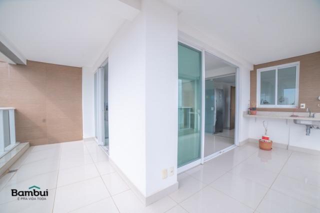 Apartamento à venda com 3 dormitórios em Setor oeste, Goiânia cod:60208392 - Foto 8