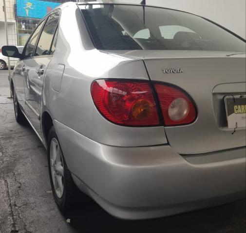 Toyota Corolla XEi 1.8 Prata - Foto 9