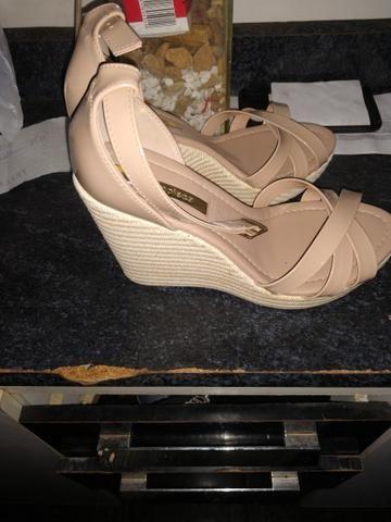 Vendo sandália moleca número 36