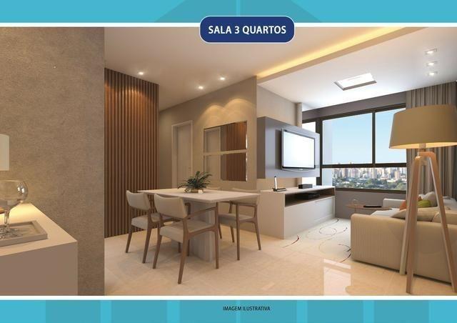 Apto com 3 qts 63m² em um Condomínio Clube Próximo a Antônio Falcão (81)9.8841.9885 - Foto 2