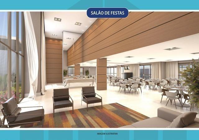 Apto com 3 qts 63m² em um Condomínio Clube Próximo a Antônio Falcão (81)9.8841.9885 - Foto 13