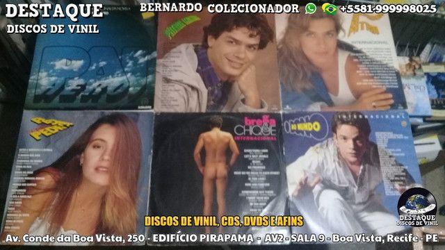 Discos de Vinil, CDs e DVDs, vários preços e gêneros - Foto 3