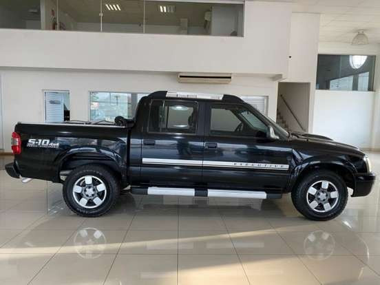 Chevrolet s10 2.8 executive 4x4 cd 12v turbo electronic intercooler diesel 4p manual - Foto 4
