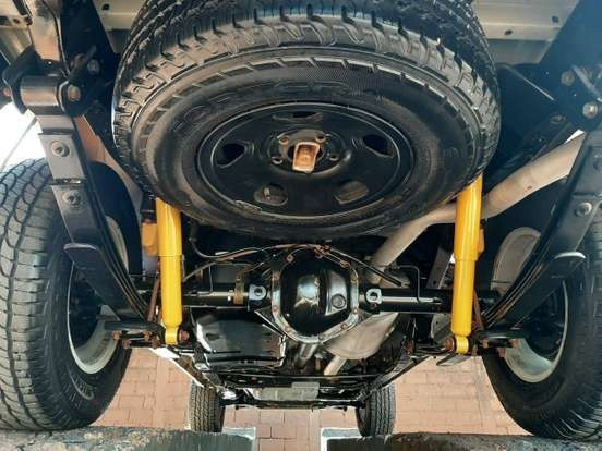 Chevrolet s10 2.8 executive 4x4 cd 12v turbo electronic intercooler diesel 4p manual - Foto 12
