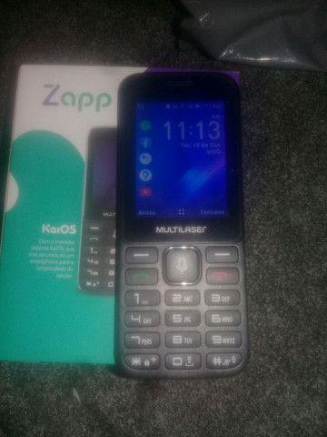 Celular zero da Multilaser tem whatsapp - Foto 2