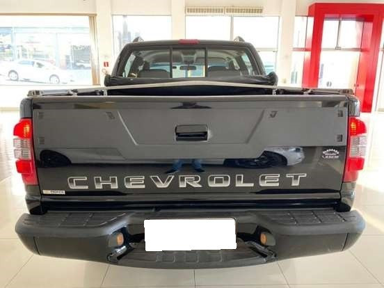 Chevrolet s10 2.8 executive 4x4 cd 12v turbo electronic intercooler diesel 4p manual - Foto 7